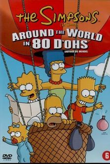 Simpsons, The - Around The World In 80 D'ohs