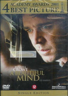 A Beautiful Mind (1 DVD)