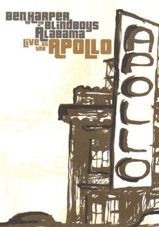 Ben Harper & Blind Boys - Live At The Apollo