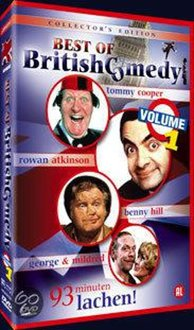 Best Of British Comedy 1