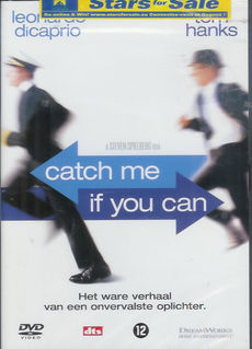 Catch Me If You Can (1 DVD) (Gebruikt)
