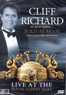 Cliff Richard - Bold As Brass