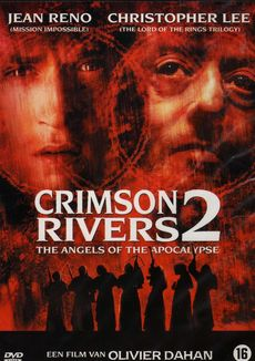Crimson Rivers 2: Angels of the Apocalypse (Gebruikt)