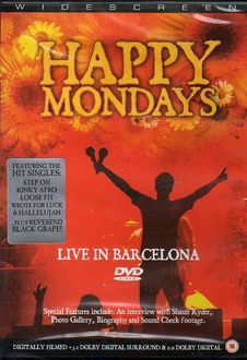 Happy Mondays - Live In Barcelona