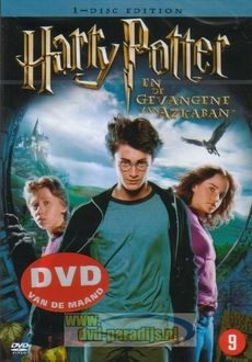 Harry Potter - En De Gevangene Van Azkaban