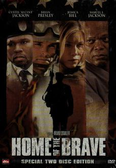 Home Of The Brave (2 DVD Steelcase)