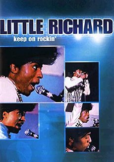 Little Richard - Keep On Rockin'