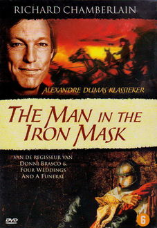 Man In The Iron Mask, The (Gebruikt)