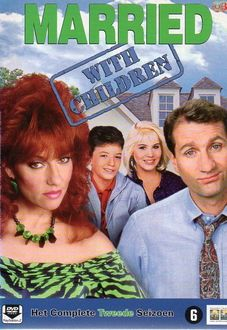 Married With Children - Seizoen 2 (3 DVD) (Gebruikt)