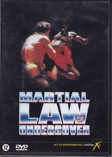 Martial Law 2 - Undercover