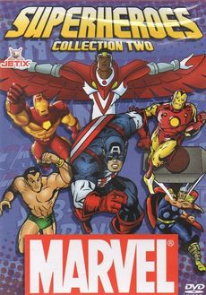 Marvel Super Heroes Collection 2