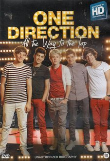 One Direction - All The Way To The Top (Gebruikt)