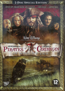 Pirates Of The Caribbean 3 - At World's End - Special Edition (2 DVD)