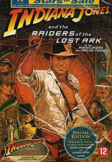Indiana Jones 1 - Raiders Of The Lost Ark (Gebruikt)