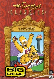 Simpsons - D'Ohlympics