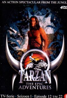 Tarzan - The Epic Adventures Seizoen 1 Afl 1 t/m 11