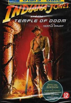 Indiana Jones 2 - The Temple Of Doom (Gebruikt)