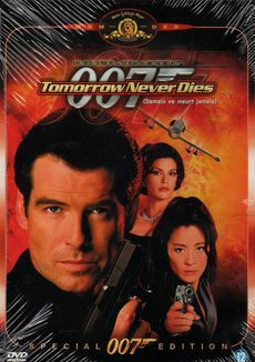 Tomorrow Never Dies - 007