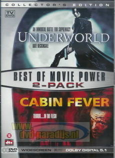 Underworld / Cabin Fever (2DVD)