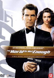 World Is Not Enough , The (2 DVD)
